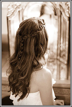 Wedding Hair Styling Byron bay NSW